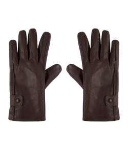 خرید دستکش چرم مردانه چرم مشهد   بانی مد