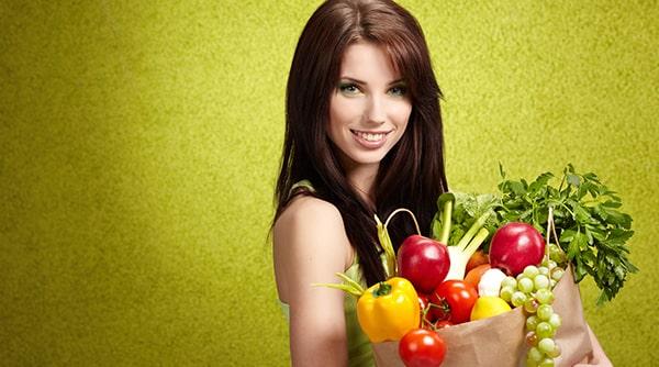رژیم غذایی و ریزش مو