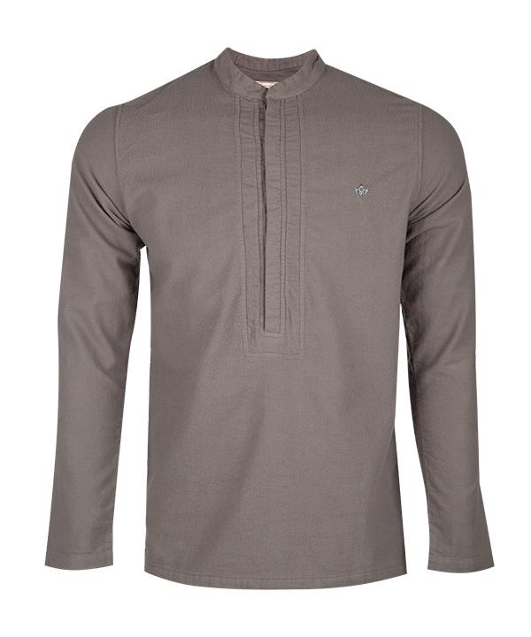 پیراهن مردانه تن درست سنتی