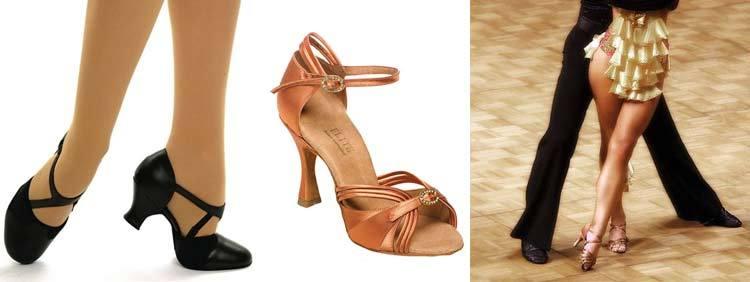 کفش رقص