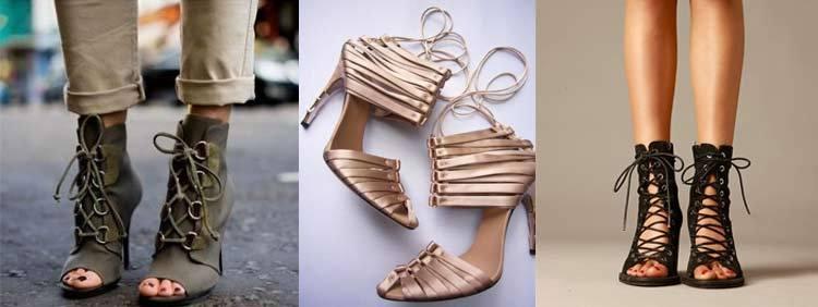 مدل کفش کرستی