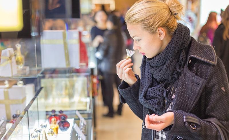 راهنمای خرید عطر بر اساس روایح و نت ها
