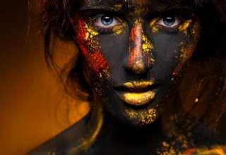 انواع لوازم آرایش صورت، چشم و لب