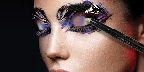 انواع لوازم آرایش چشم