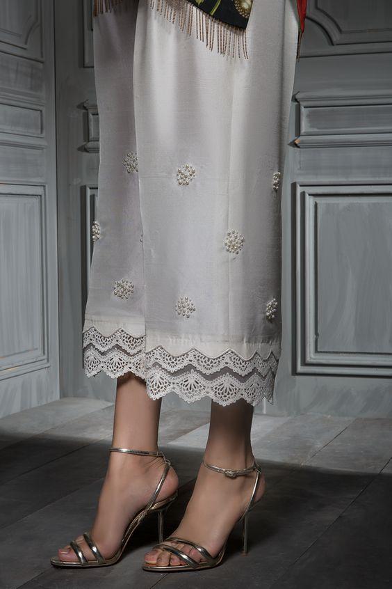 ست دامن بلند با کفش