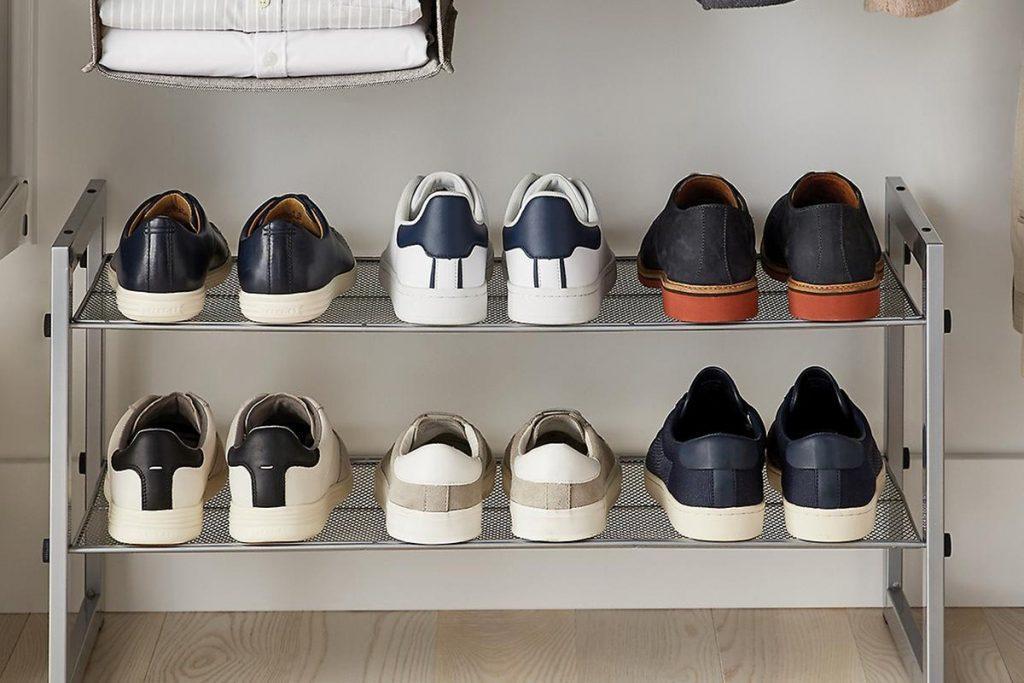 مرتب کردن کفش