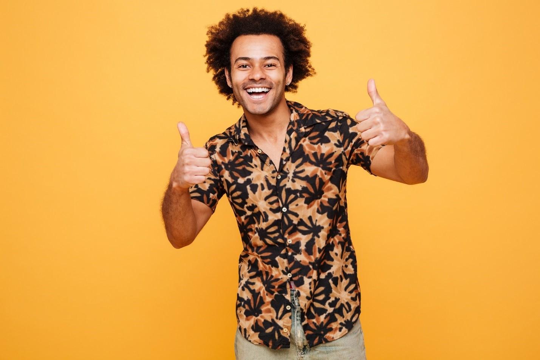 پیراهن هاوایی مردانه