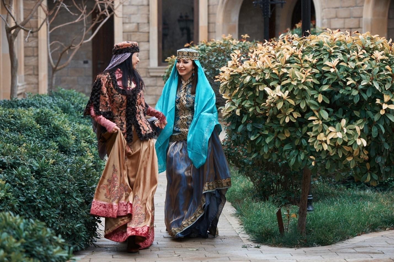 لباس محلی آذربایجان