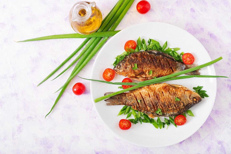 غذاهای دریایی و تاثیر آن روی پوست و مو