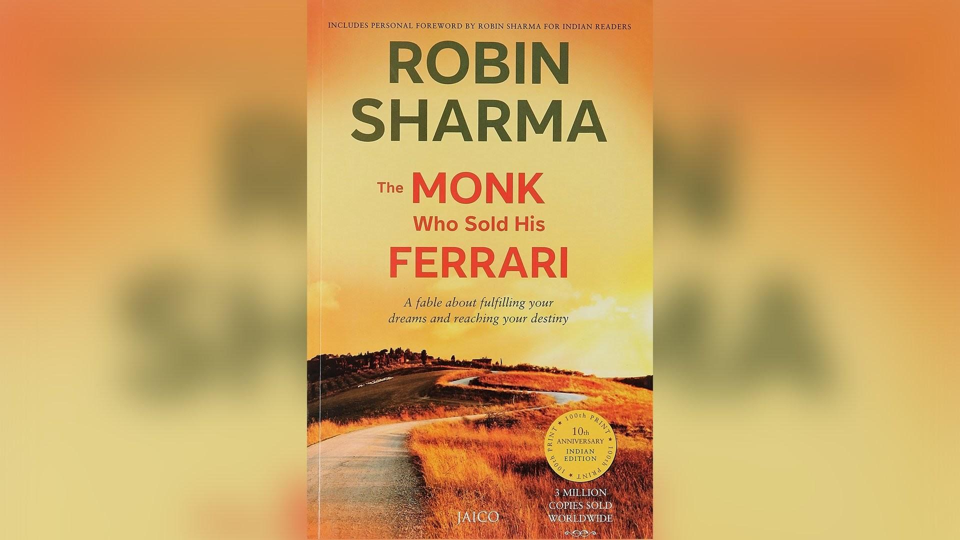 کتاب راهبی که فراریاش را فروخت اثر رابین شارما
