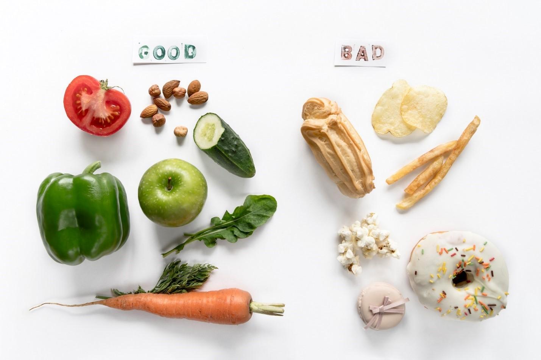غذاهایی که استرس را افزایش می دهند