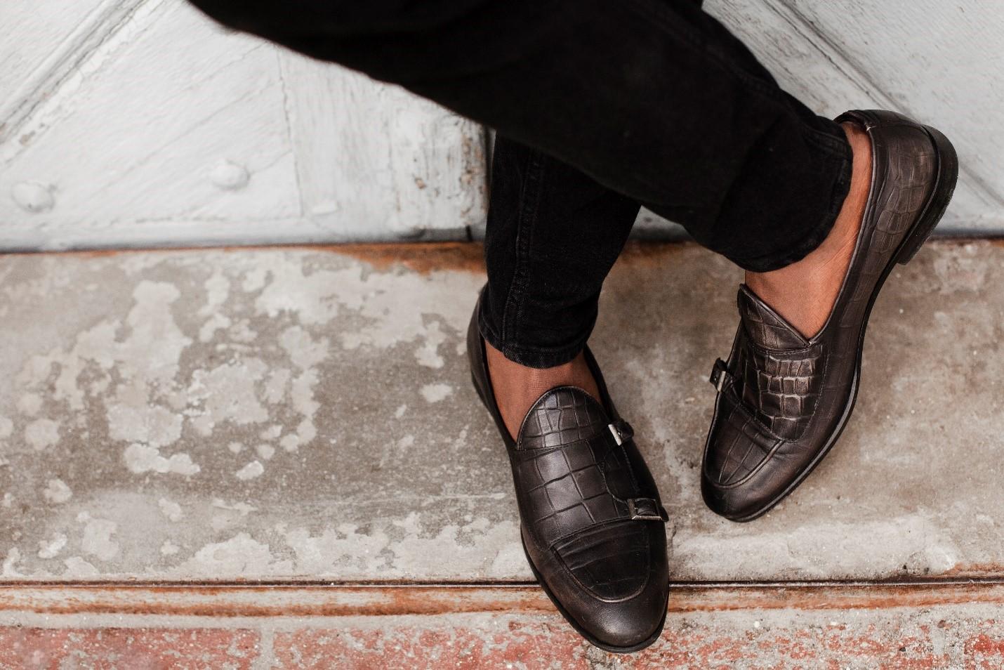 انواع کفش کالج مردانه