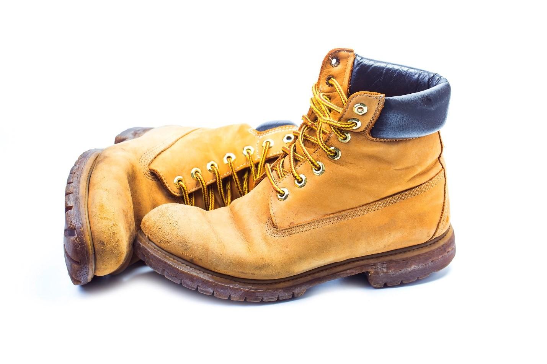 کفش بوت مردانه