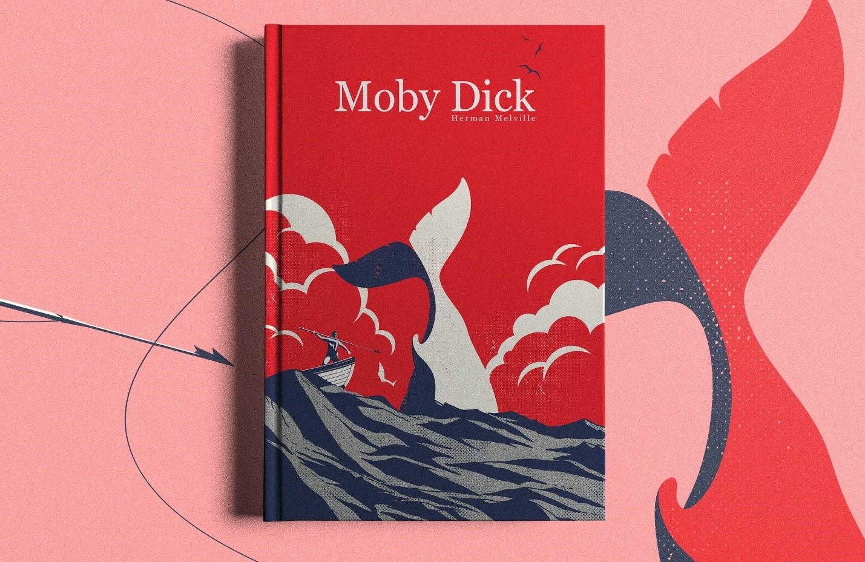 کتاب موبی دیک- رمان کلاسیک