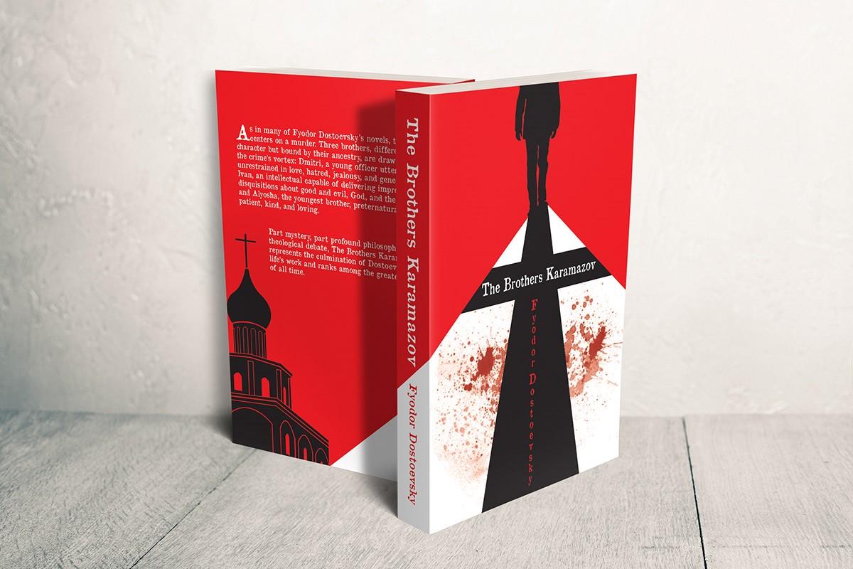 کتاب رمان برادران کارمازوف