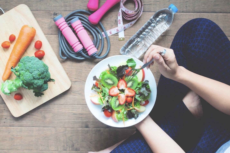 تناسب اندام- رژیم غذایی