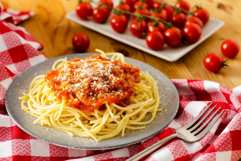 غذای ایتالیایی طرز تهیه اسپاگتی بلونز