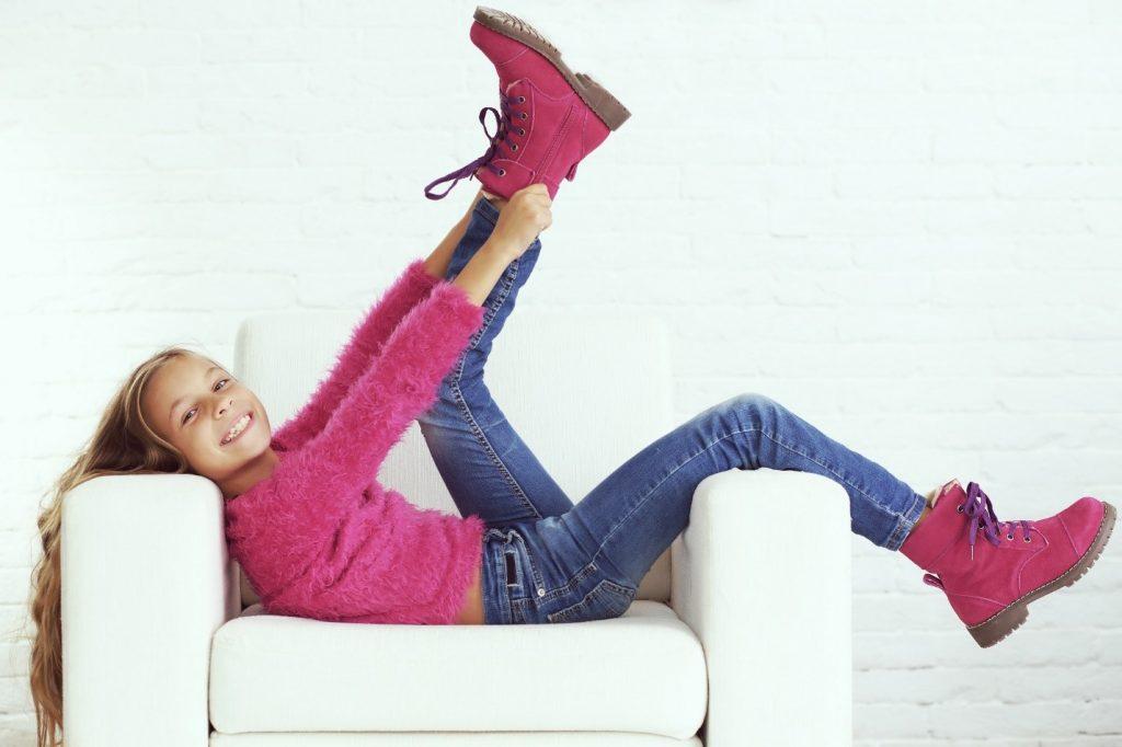 استایل جذاب با مدل لباس پاییزه دخترانه
