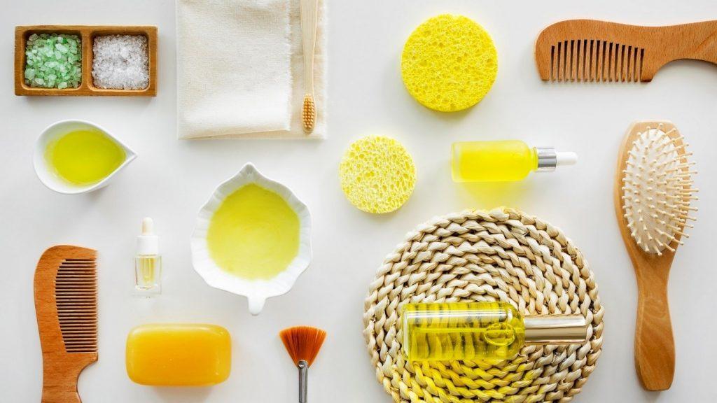 نرم کننده طبیعی مو در خانه
