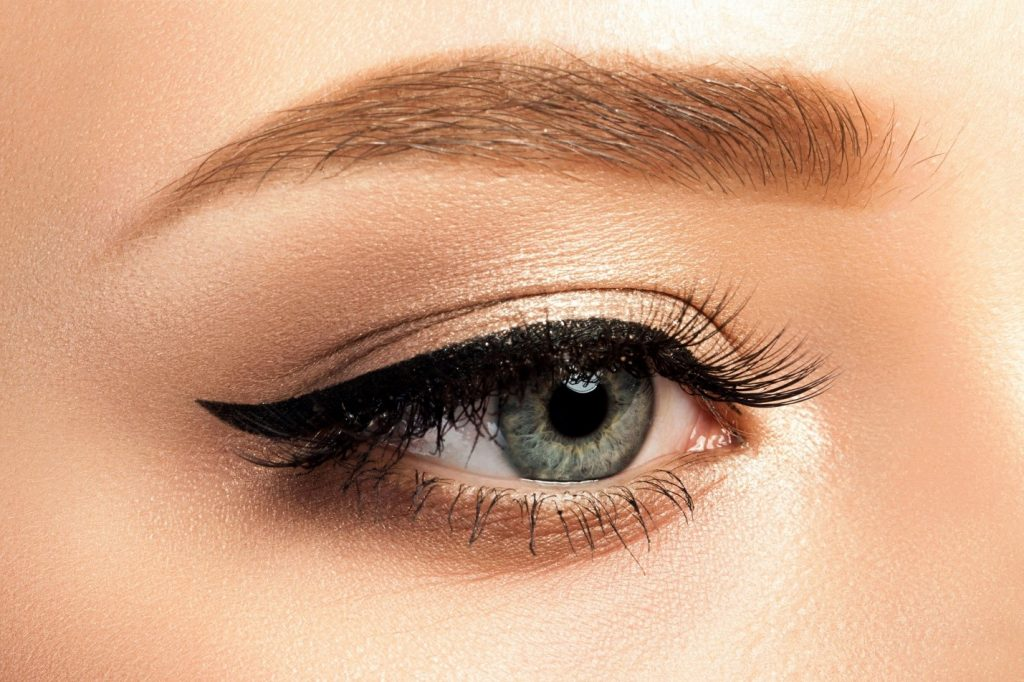 انواع مدل خط چشم برای انواع چشمها