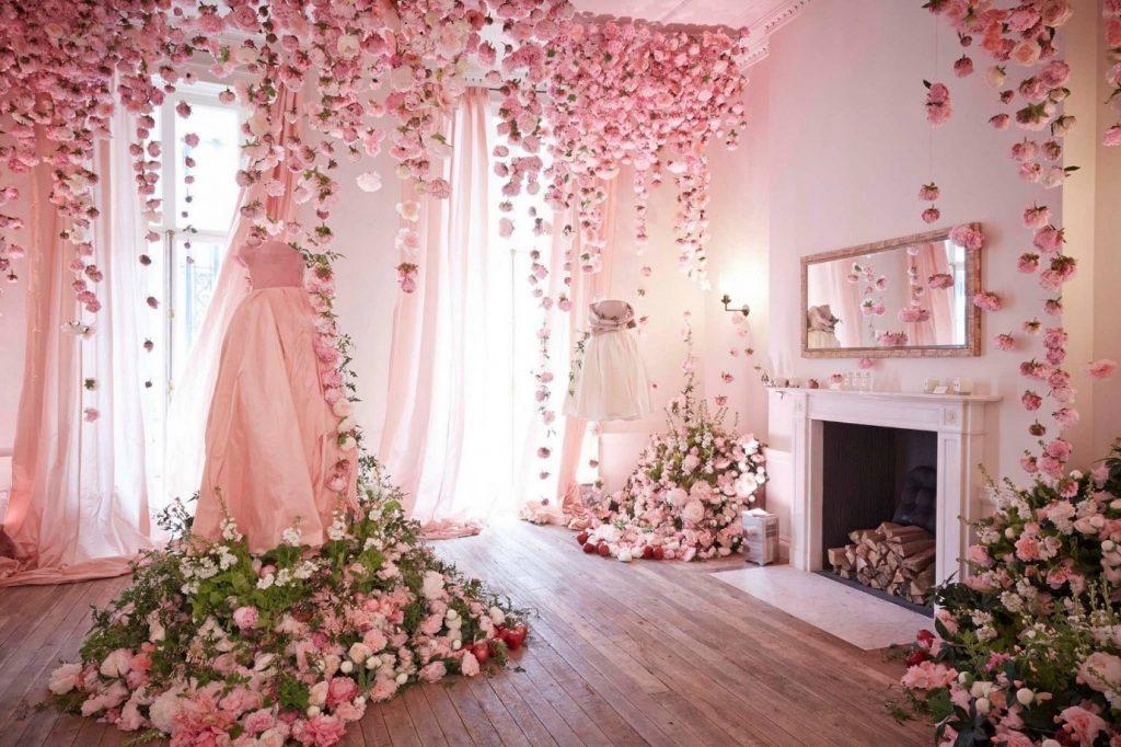 تزیین اتاق عروس چگونه است