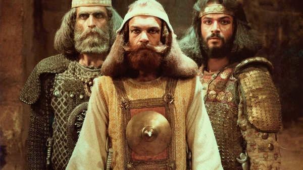 فیلم ایرانی مرگ یزدگرد