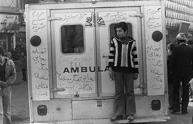 عکاس برجسته ایرانی
