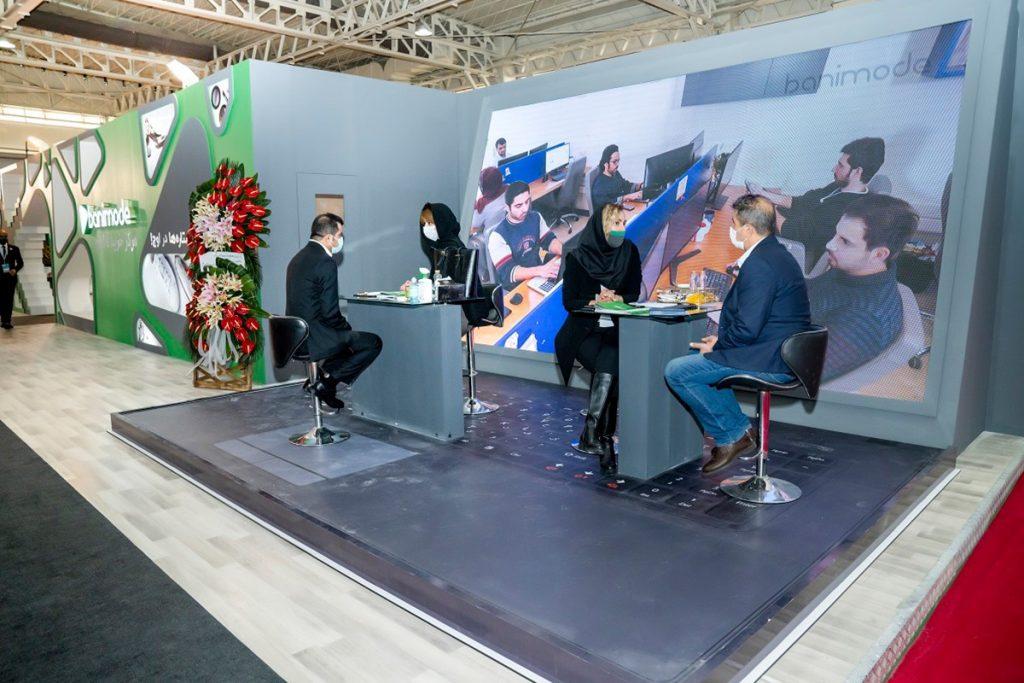 بانی مد در نمایشگاه بینالمللی ایران ریتیل شو