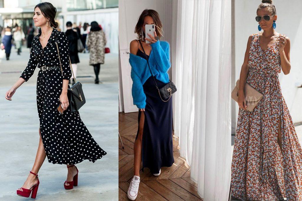 جدیدترین مدل لباس ماکسی بلند مجلسی
