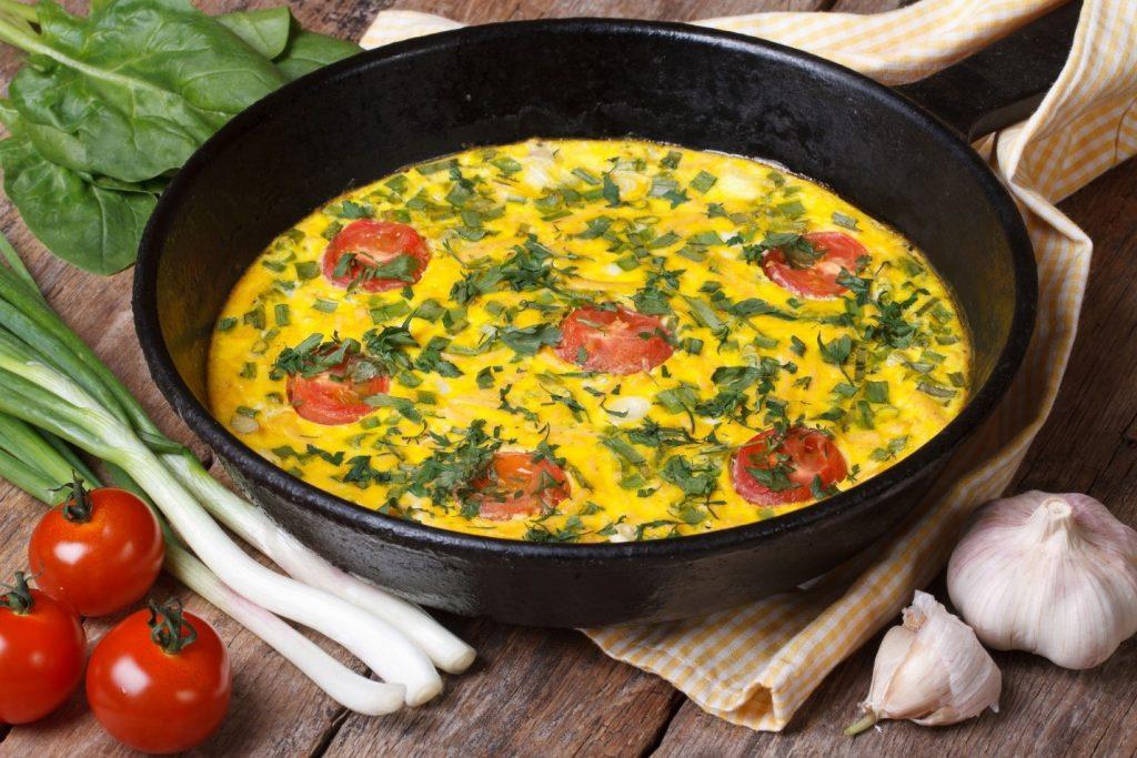 طرز تهیه املت برای شام دانشجویی
