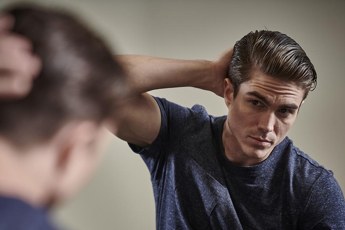 بهترین حالت دهنده طبیعی مو مردانه