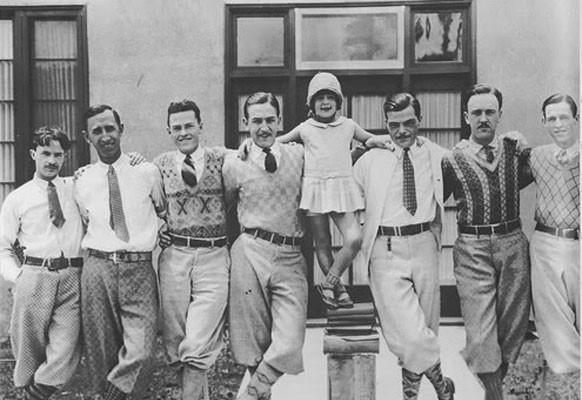 تاریخچه کراوات مردانه