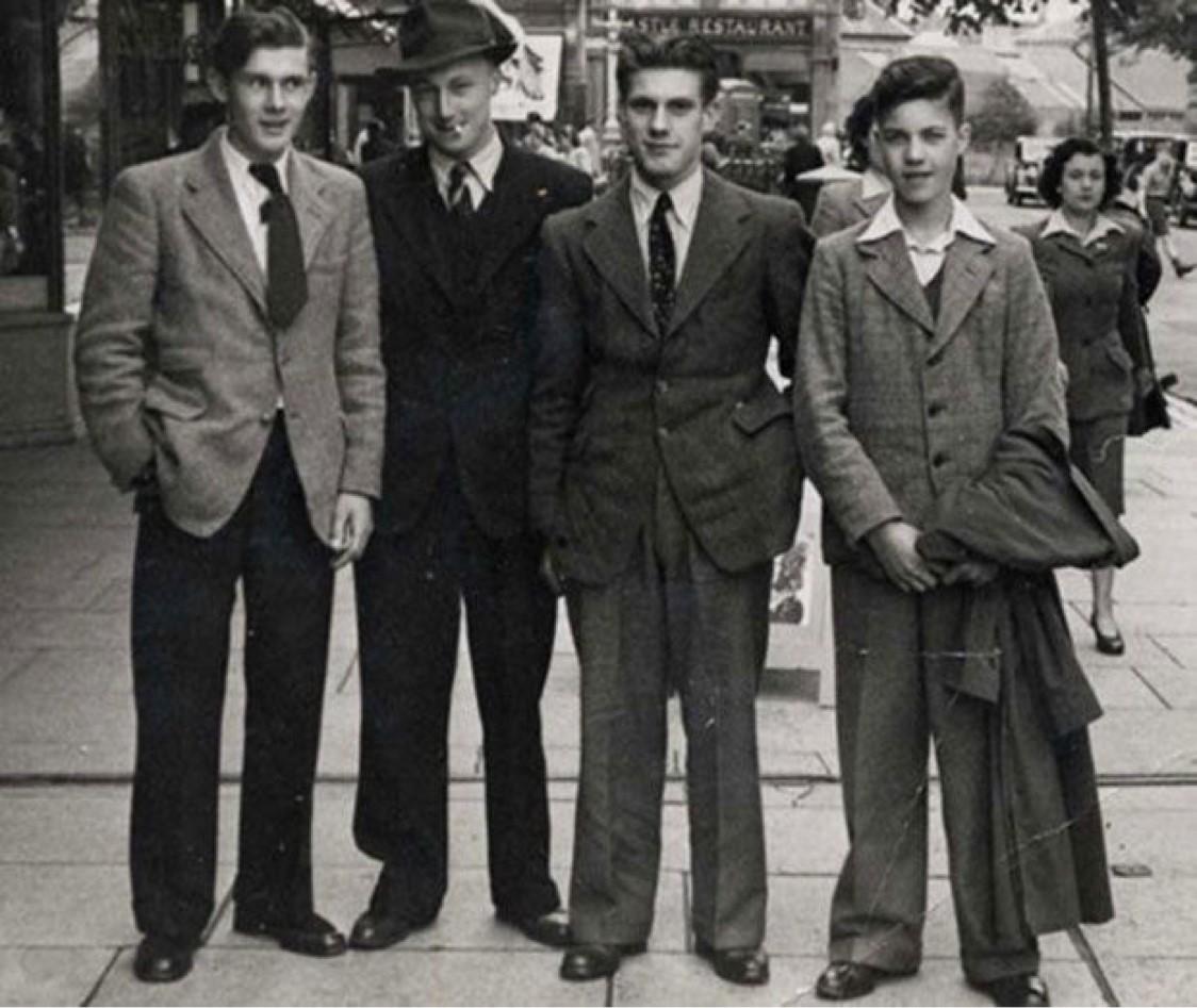 انواع کراوات های مردانه