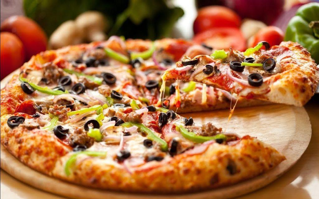 طرز تهیه پیتزا ناپولی