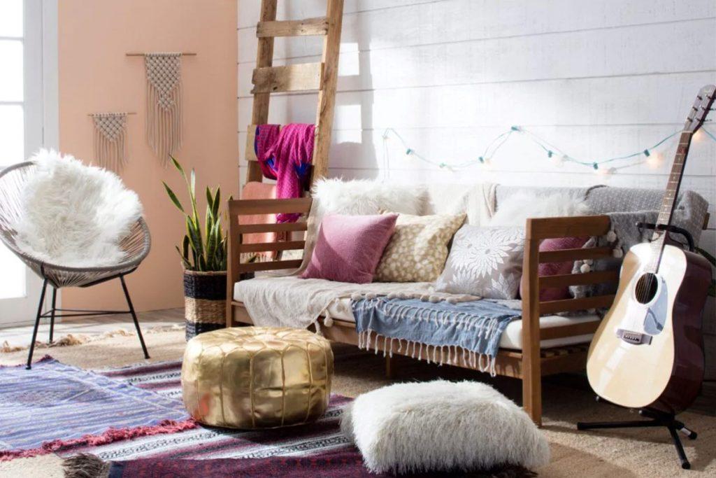 سبک بوهو در طراحی دکوراسیون خانه به چه معناست