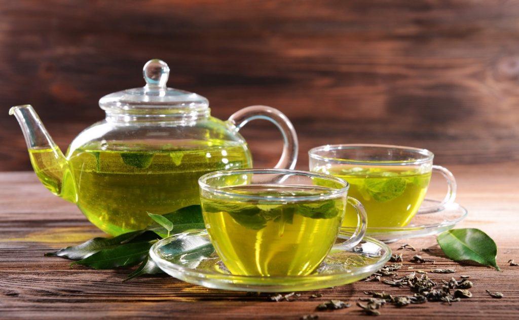 چای سبز در ایران