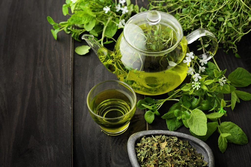 چای سبز جلوگیری از پیری