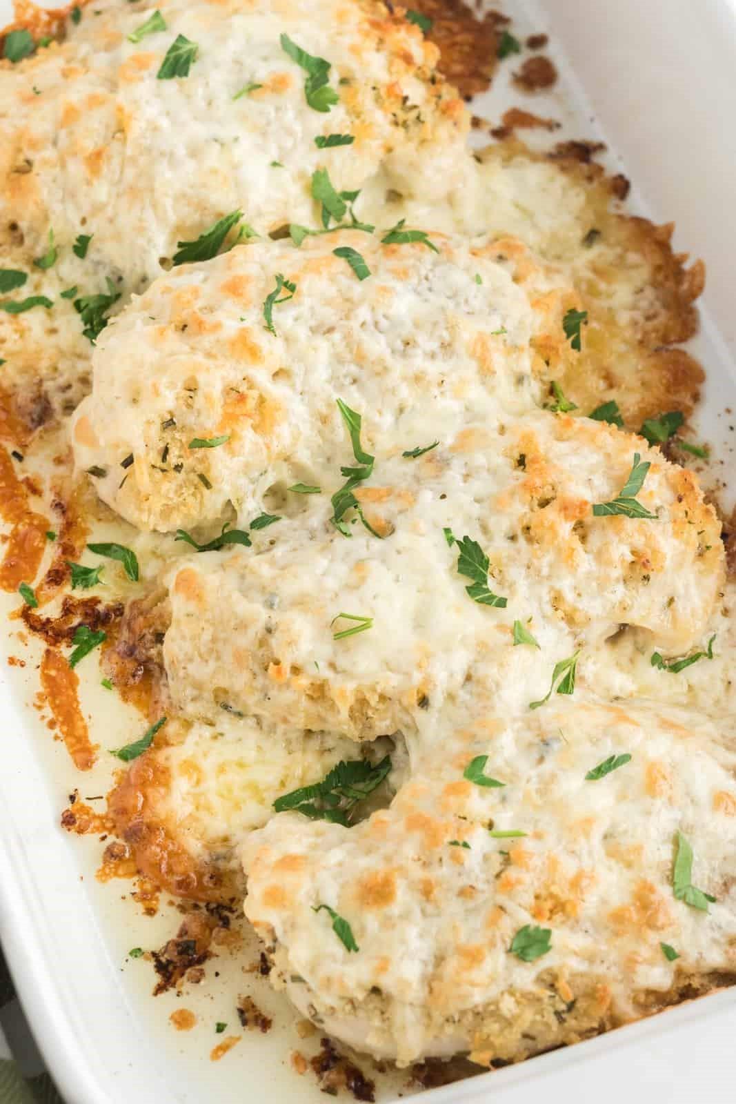 کراکت مرغ پنیری