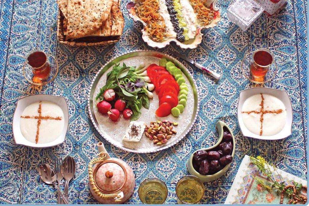 سحری برای روز اول ماه رمضان چی درست کنیم