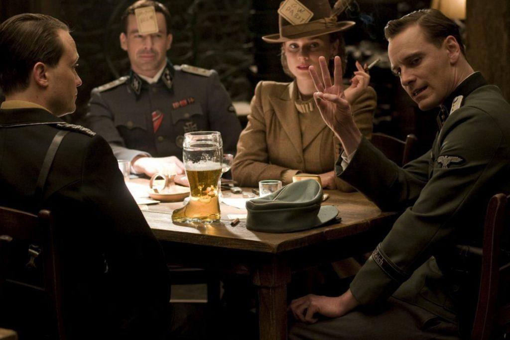 فیلم Inglourious Basterds (حرامزادههای لعنتی) فیلم جنگ جهانی