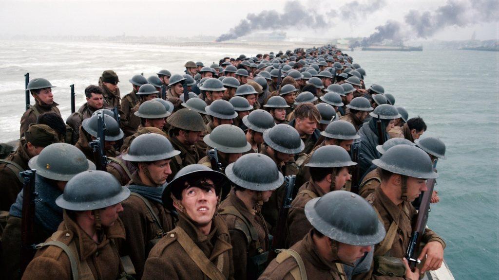 فیلم جنگ جهانی دوم Dunkirk (دانکرک)