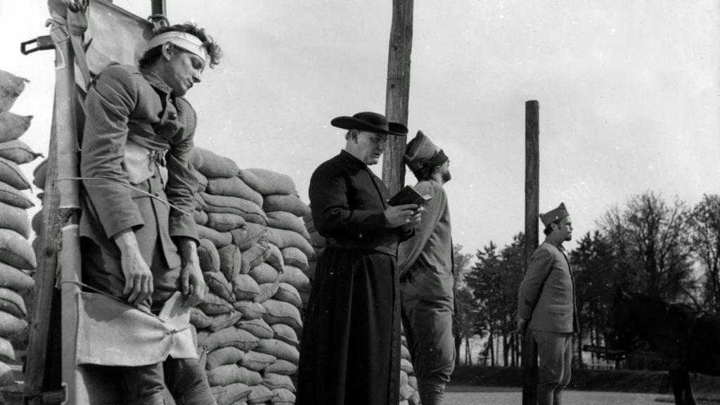 فیلم سینمایی paths of glory (راههای افتخار) فیلم جنگ جهانی
