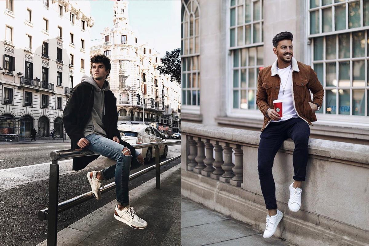 شلوار جین مردانه مدل جدید