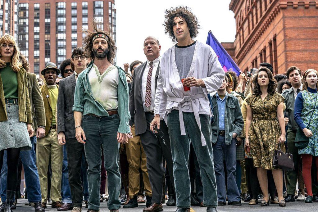 فیلم دادگاه شیکاگو یکی از بهترنی فیلمهایی که در دانشکدههای حقوق تدریس میشوند