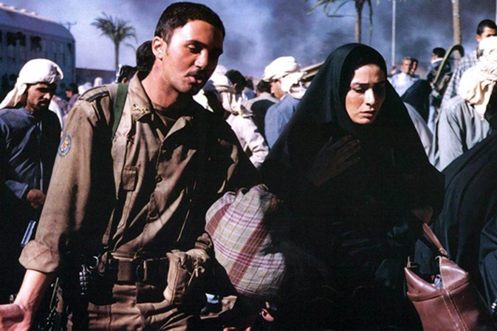 فیلم دوئل درباره دفاع مقدس
