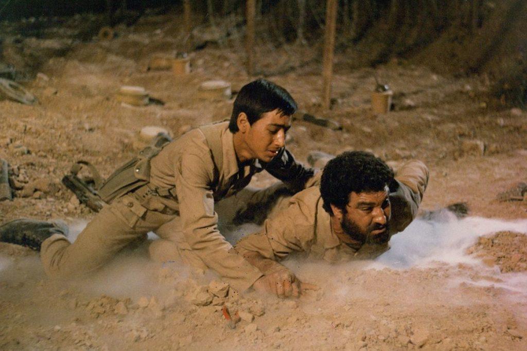 فیلم جنگ ایران عراق