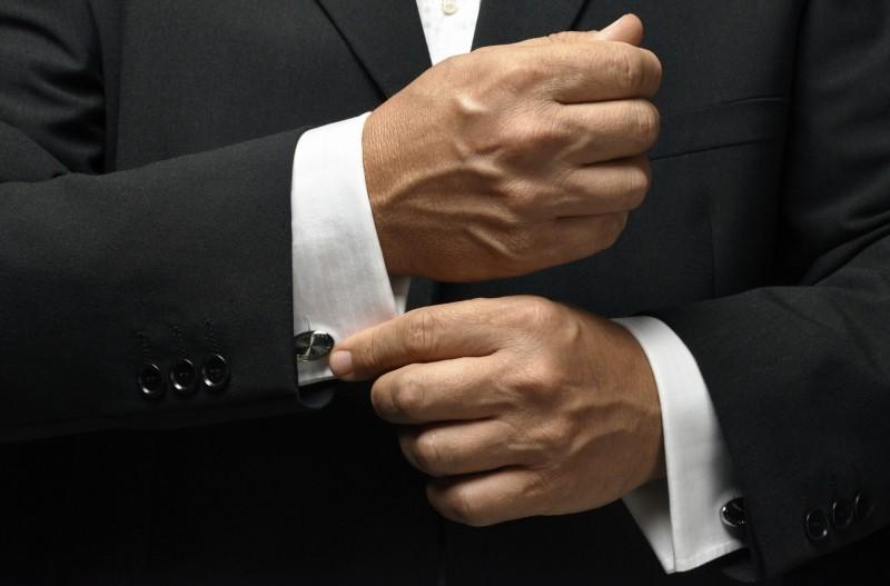 دکمه سردست مردانه
