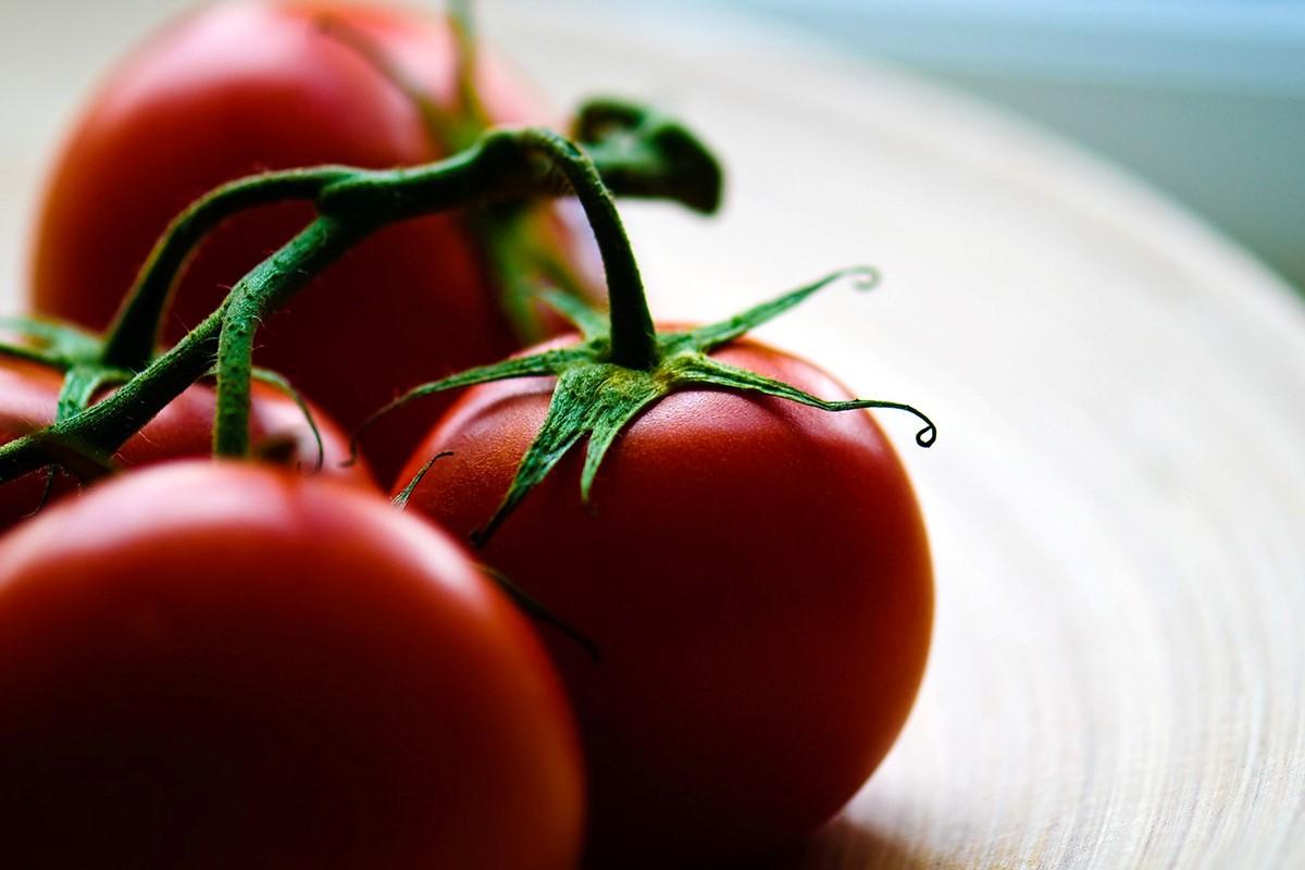 گوجه فرنگی در رژیم کتو