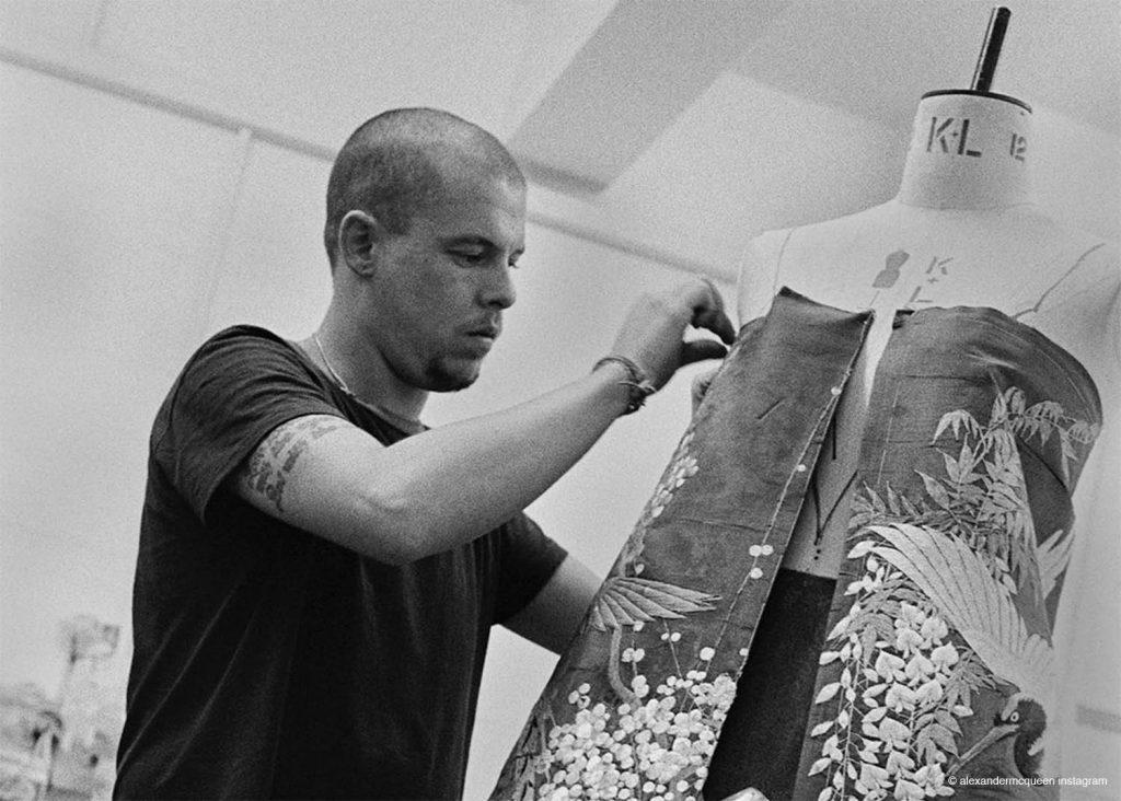 الکساندر مک کوئین ستاره فقید دنیای مد