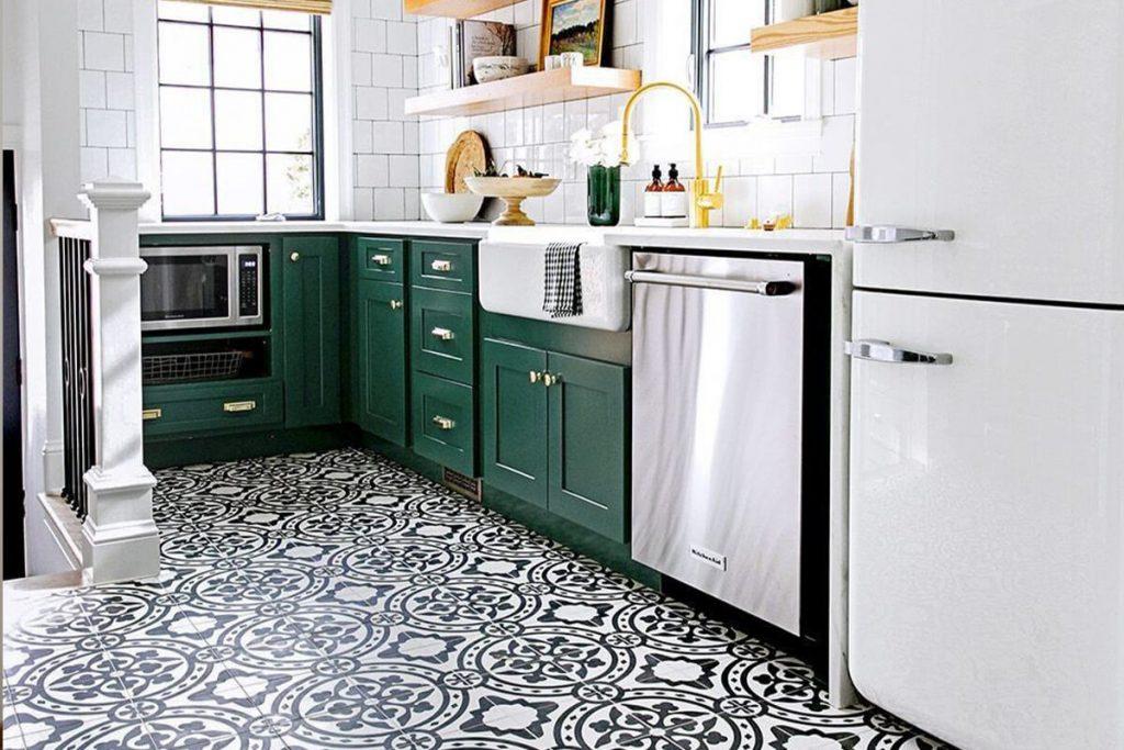 طراحی داخلی آشپزخانه های کوچک